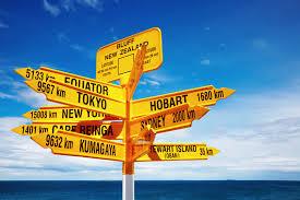 voyage direction